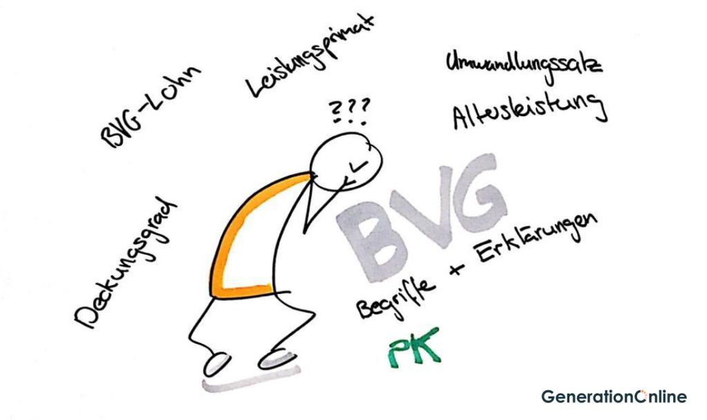 BVG Begriffe und Erklärungen