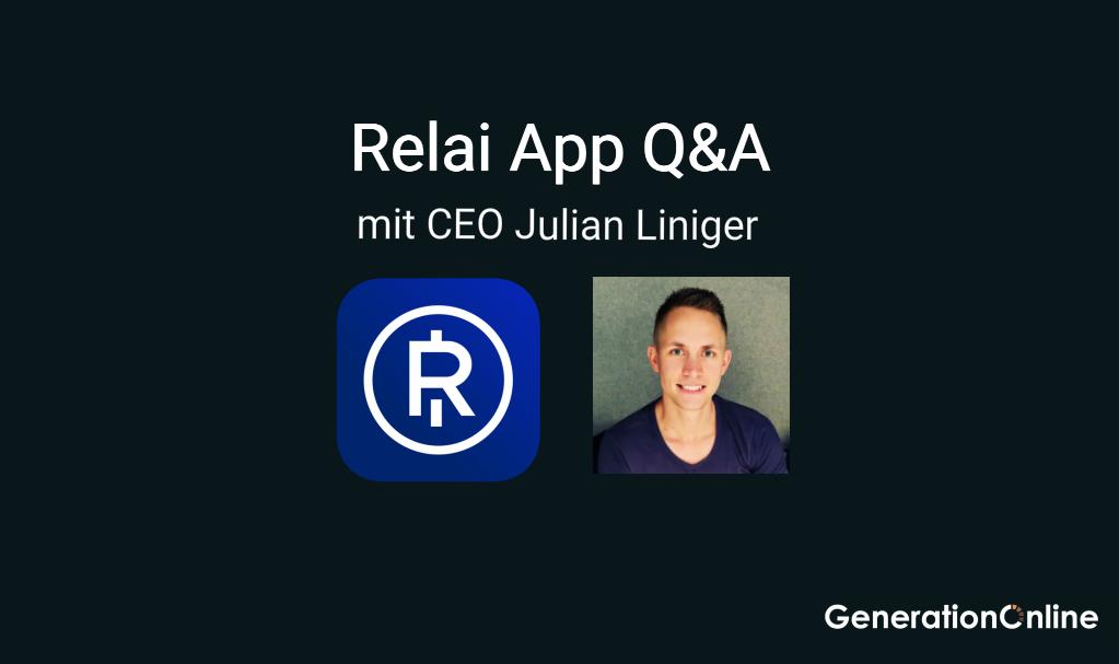 Relai App Q&A
