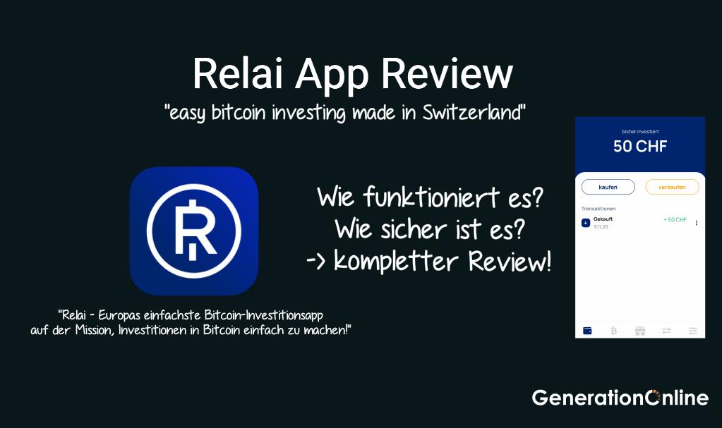 Relai App Review